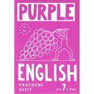 Purple English 7. r. - pracovní sešit včetně CD