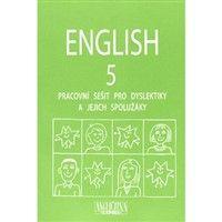 English 5 - pracovní sešit pro dyslektiky včetně CD