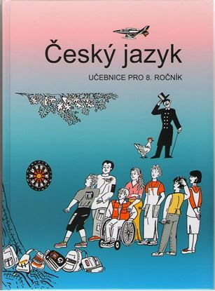 Český jazyk 8. r. - učebnice