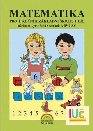 Matematika 1. r. 1. díl - učebnice