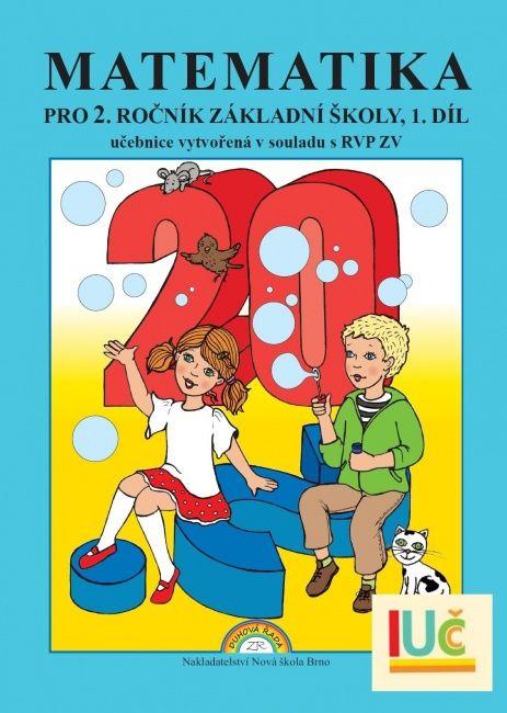 Matematika 2. r. 1. díl - učebnice