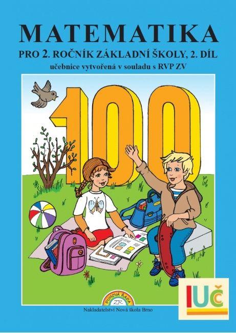 Matematika 2. r. 2. díl - učebnice