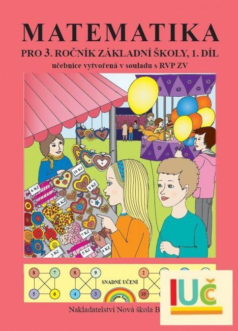 Matematika 3. r. 1. díl - učebnice