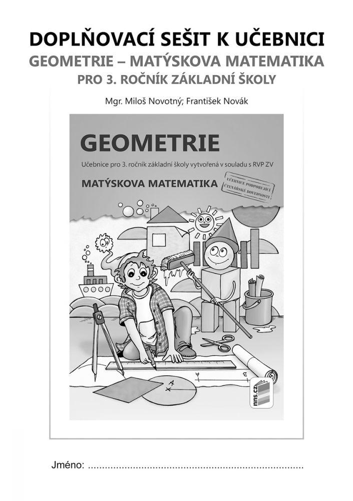Doplňovací sešit k učebnici Geometrie 3. r.