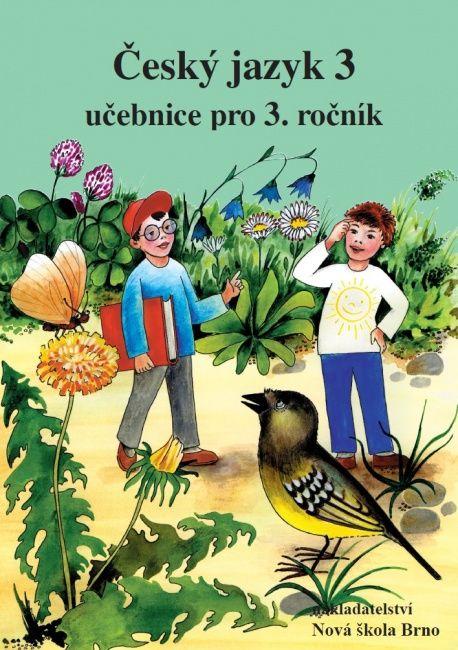 Česká řeč a pravopis - učebnice ČJ 3. r.