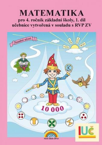 Matematika 4. r. 1. díl - učebnice