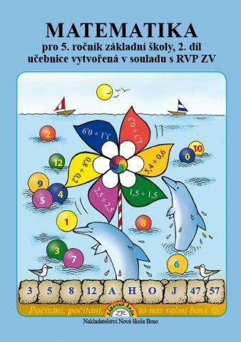 Matematika 5.r. 2. díl - učebnice
