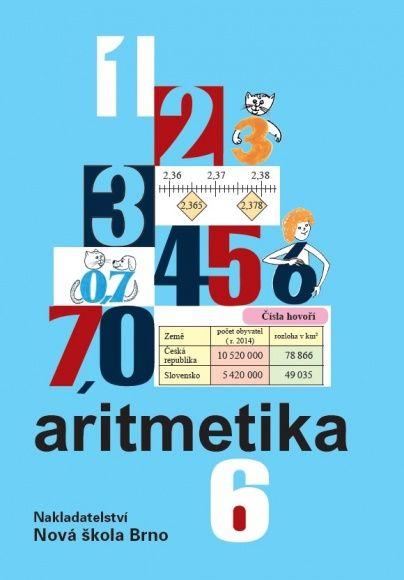 Aritmetika pro 6. r. - učebnice