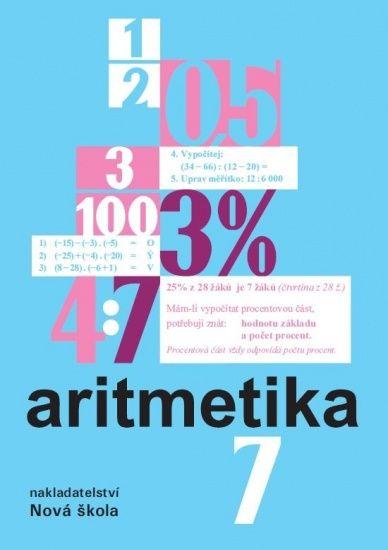 Aritmetika 7. r. - učebnice