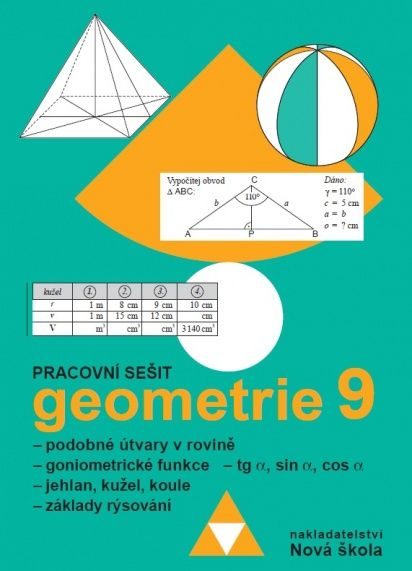 Geometrie 9. r. - pracovní sešit