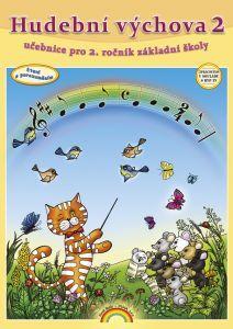 Hudební výchova s kocourem Mourem 2. r. - učebnice