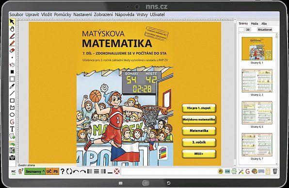 Matýskova matematika 7., 8. díl - školní multilicence na 1 školní rok