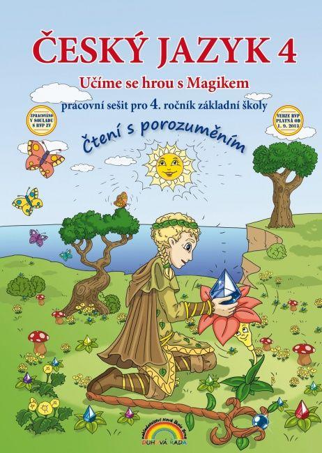 Český jazyk 4 - pracovní sešit Čtení s porozuměním