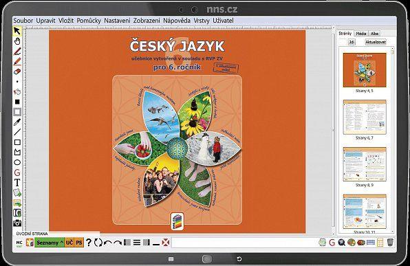 MIUč Český jazyk 6 - žákovská licence na 1 školní rok