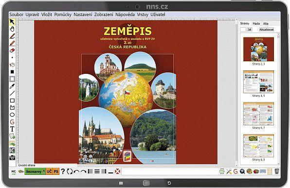 Zeměpis 8. r. II. díl - MIUč Česká republika