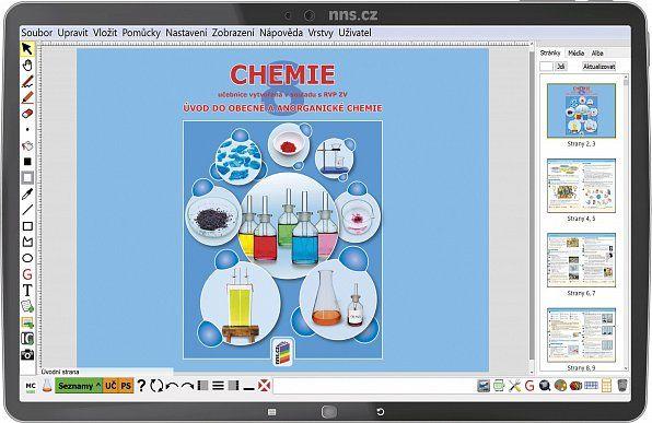 Chemie 8. r. - MIUč Uvod do obecné a anorganické chemie