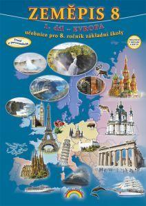Zeměpis 8. r. Evropa - učebnice