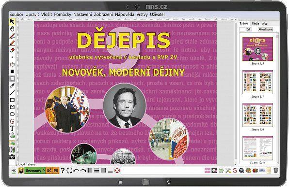Dějepis 9. r. - MIUč Novověk, moderní dějiny