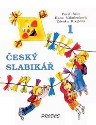 Český slabikář 1. r. 1. díl učebnice