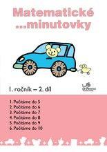 Matematické... minutovky 1. r. 2. díl