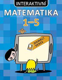 Komplet interaktivní matematika 1 - 5 domácí verze