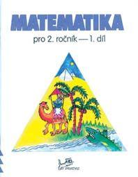 Matematika 2. r. - 1. díl pracovní učebnice