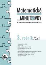 Matematické...minutovky 3. r. 2. díl