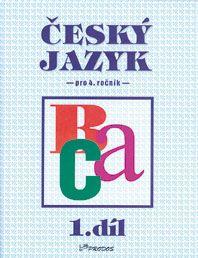 Český jazyk 4. r. 1. díl