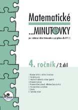 Matematické... minutovky 4. r. 2. díl