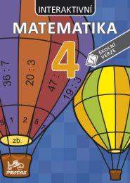 Interaktivní matematika 4 - školní verze
