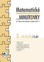 Matematické... minutovky 5. r. 2. díl