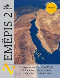 Zeměpis 2 - Světadíly 1 - učebnice