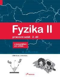 Fyzika II - 2. díl - pracovní sešit s komentářem