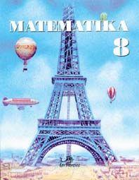 Matematika 8. r. - učebnice