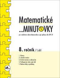 Matematické minutovky... 8. r. 1. díl
