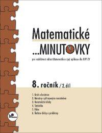Matematické minutovky... 8. r. 2. díl