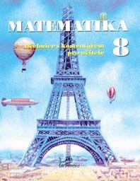 Matematika 8. r. - učebnice s komentářem pro učitele