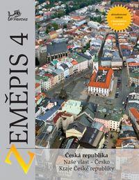 Zeměpis 4 - Česká republika - učebnice s komentářem