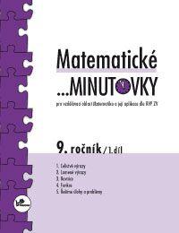 Matematické... minutovky 9. r. 1. díl
