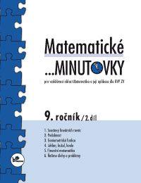 Matematické...minutovky 9. r. 2. díl