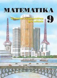 Matematika 9. r. učebnice s komentářem