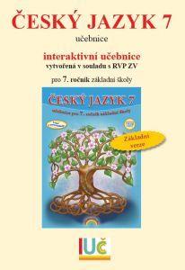 IUČ Český jazyk 7. r. - na 1 rok