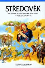 Středověk - dějepisný atlas