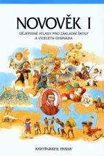 Novověk I - dějepisný atlas