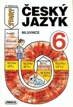 Český jazyk 6. r. - Mluvnice (Müllerová)