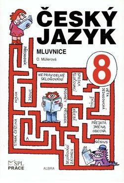 Český jazyk 8. r. - Mluvnice