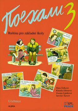 Pojechali 3 - učebnice (Žofková a kol.)