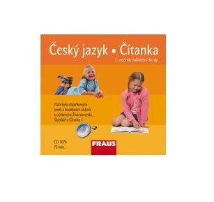 CD Český jazyk / Čítanka 1