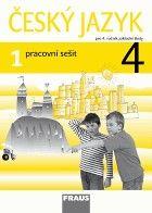 Český jazyk 4. r. - pracovní sešit 1