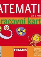 Matematika 1. r. pracovní karty